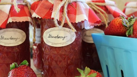 Sugar-free strawberry jam recipe: How to prepare it step by step
