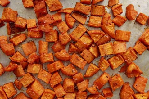 Sweet potatoes: that's why you bring them to the table more often