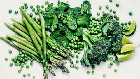 Take the Foods highest in lutein for better health