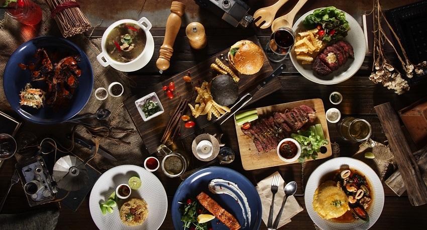 Delicious food blog