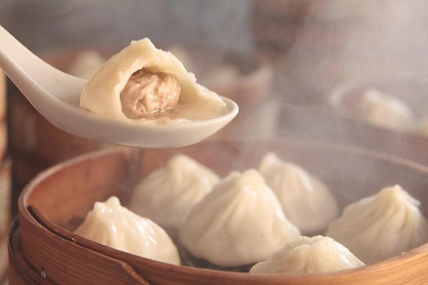 delicious food China